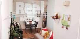 Apartamento aconchegante na Santa Cecília. Refomado, 2 quartos, mobiliado. Prático e funcional, no Centro de São Paulo.