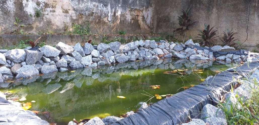 Lago ornamental
