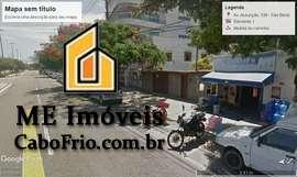 Área para investidores no Centro de Cabo Frio