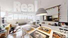 Apartamento amplo pronto para morar em Perdizes, 3 quartos, 1 vaga, prédio charmoso, muito bem localizado.