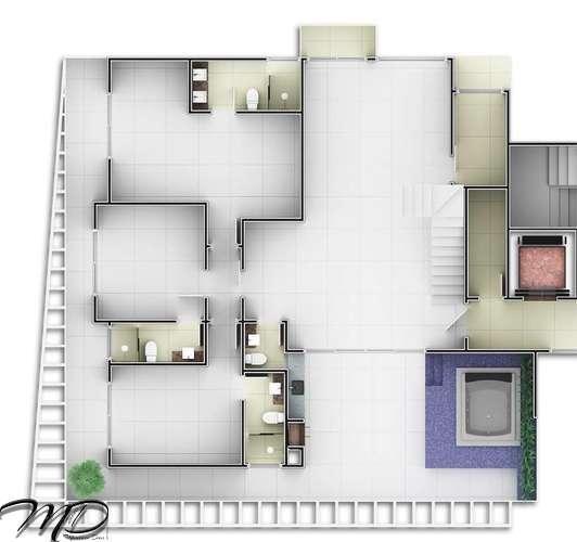 Apartamentos e Coberturas Alto Padrão à Venda The Ocean - Praia Central - Guaratuba
