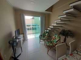 Cobertura duplex, 2 suítes, 2 vagas, Braga - Cabo Frio - RJ