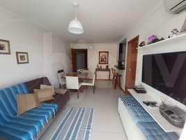 Apartamento com 1 quarto, 1 vaga, mobiliado, 60 m², Braga - Cabo Frio