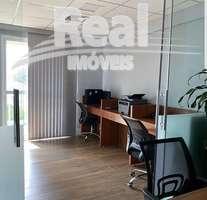 Sala comercial para Locação no Alto da Lapa. Semi mobiliada com ótimos móveis planejados.