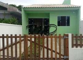 Casa 2 quartos (1 suíte) com edícula à venda - Praia - Pontal do Sul - Pontal do Paraná