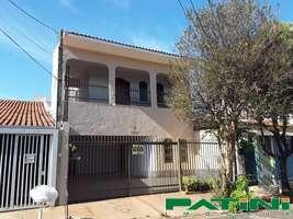 Casa tipo sobrado ampla 3 dormitórios 2 garagens Higienópolis