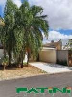 Casa em condomínio 3 suítes Figueira 1 lazer com piscina