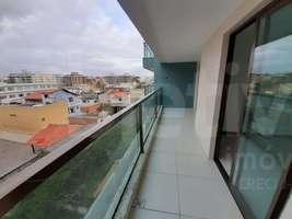 Apartamento linear, 1 quarto, 1 vaga, Vila Nova, Cabo Frio - RJ