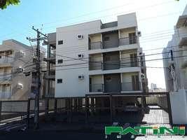 Apartamento amplo de 2 dormitórios 1 suíte 1 garagem Cidade Nova