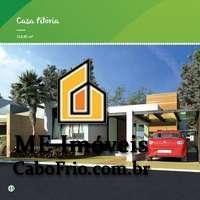 Casa independente em condomínio no Centro