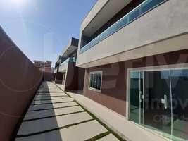 Casa duplex em condomínio, 1ª locação, 3 quartos, 1 vaga, Praia do Peró - Cabo Frio