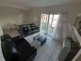 Apartamento linear, 3 quartos, 2 vagas, Braga, Cabo Frio - RJ