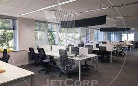 Paulista - Sala Comercial Corporativa Mobiliada Próxima ao Metrô - locação - 577 m² + terraço