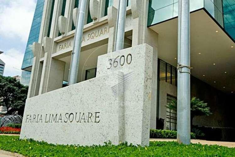 Laje Corporativa Triple A - Faria Lima - locação - 1.805 m²