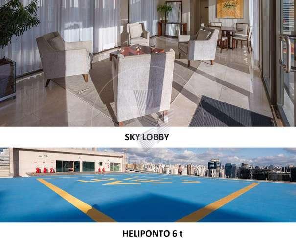 Escritório Corporativo Triple A - Faria Lima - locação - 1.805 m²