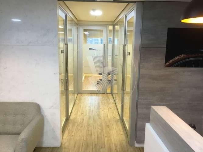 Laje Corporativa Mobiliada - Esquina JK x Faria Lima - Locação - 787 m²
