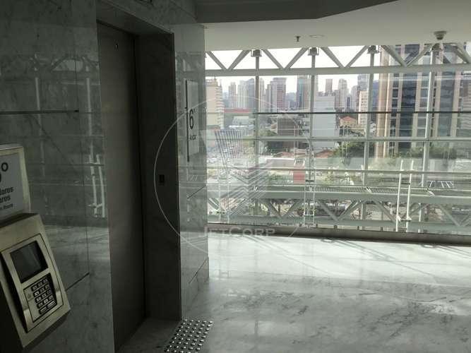 Escritório Corporativo Mobiliado - Esquina JK x Faria Lima - Locação - 787 m²