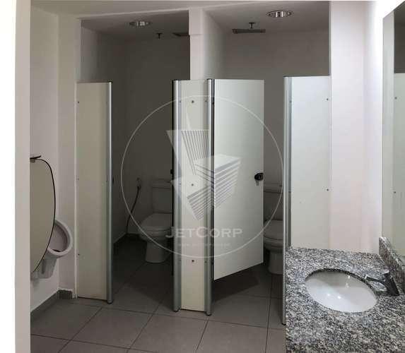 Salas Comerciais Corporativas com Divisórias - Esquina JK x Faria Lima - Locação - 1.574 m²