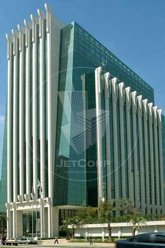 Lajes Corporativas Triple A - Faria Lima - locação - 3.607 m²