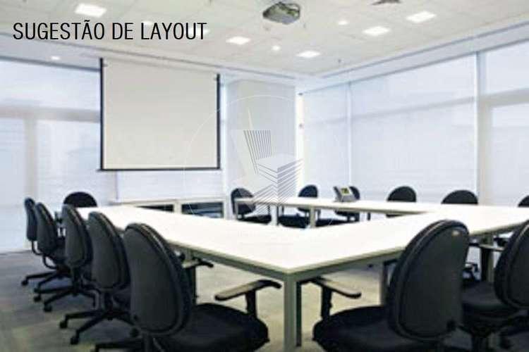 Salas Comerciais Corporativas Triple A - Faria Lima - locação - 3.607 m²