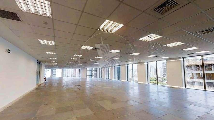 Andares Comerciais Corporativos Triple A - Faria Lima - locação - 1.805 m²- 3.607 m²