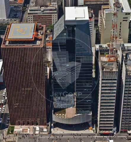 Laje Corporativa Avenida Paulista - Locação - 878 m²