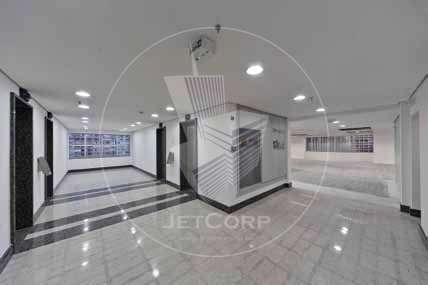 Sala Comercial Corporativa Avenida Paulista - Locação - 878 m²