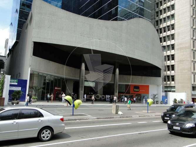 Escritório Corporativo Avenida Paulista - Locação - 878 m²