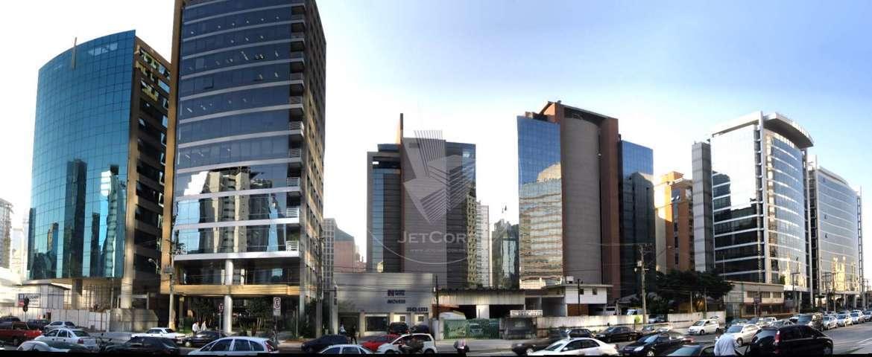 Escritório corporativo para locação na Vila Olímpia – www.JetCorp.com.br
