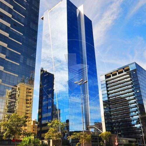 Laje Corporativa Faria Lima - Locação - 350 m²