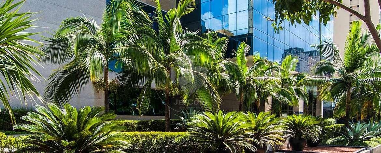 Sala Comercial Corporativa Faria Lima - Locação - 350 m²