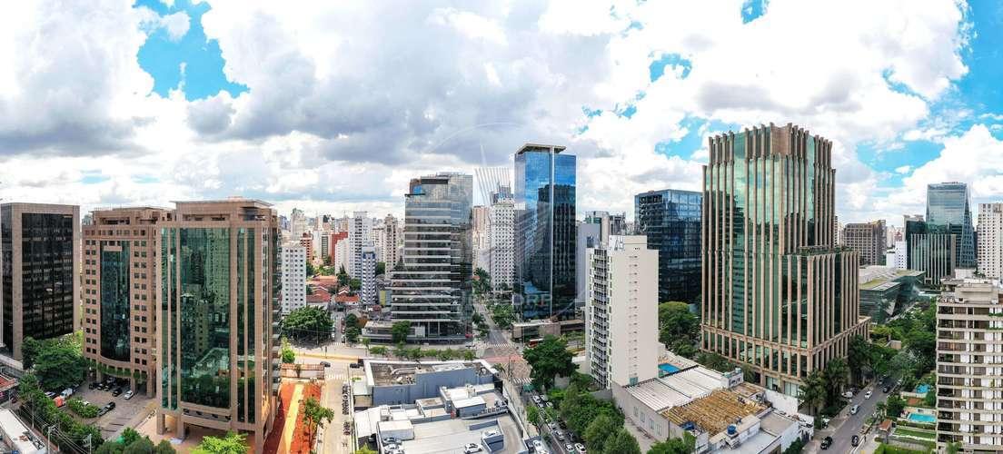 Escritório Corporativo Faria Lima - Locação - 350 m²