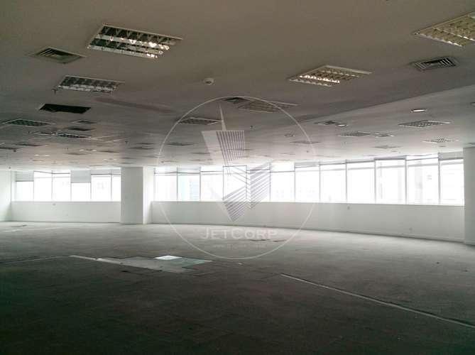 Sala comercial corporativa para locação na região da Paulista - metrô - 243 m²