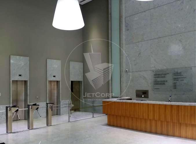 Escritório corporativo para locação na região da Paulista - metrô - 483 m²