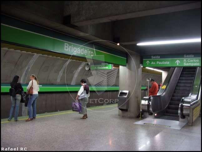 Laje Comercial Corporativa para Locação na Região da Paulista -Metrô - 483 m²