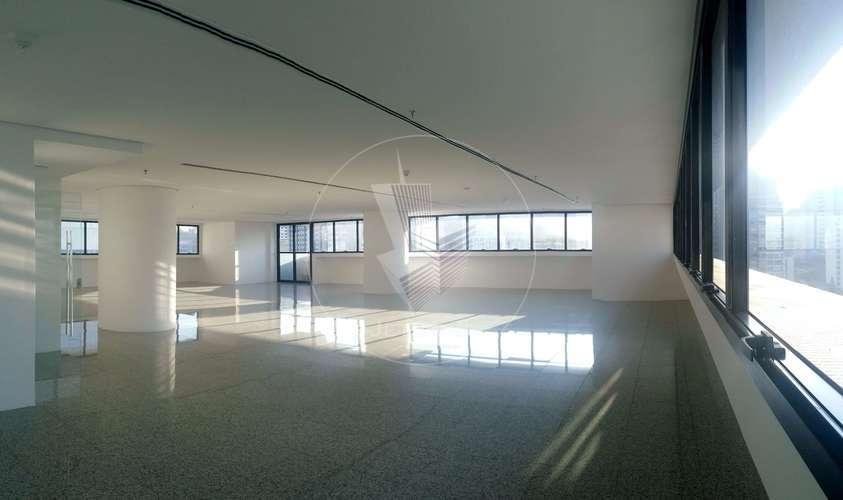Sala comercial corporativa para locação na região da Paulista - metrô - 281 m²