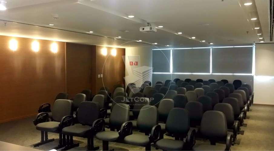 Conjunto comercial corporativo para locação na região da Paulista - metrô - 261 m²