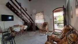 Apto duplex, 2 quartos, 1 vaga, Peró - Cabo Frio