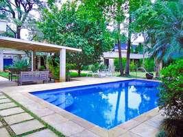 Linda casa na Cidade Jardim - 1000m²