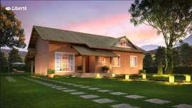 Excelente Casa Nova LINEAR 4 Suítes 4 Vagas Jardim Condomínio com Lazer Itaipava RJ.