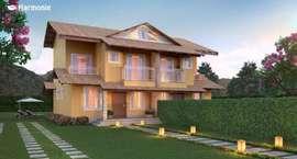 Excelente Casa Nova 4 Suítes 4 Vagas Jardim Condomínio com Lazer Itaipava RJ.