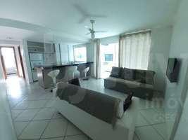 Apartamento, 1 quarto, 1 vaga, mobiliado, Braga - Cabo Frio - RJ