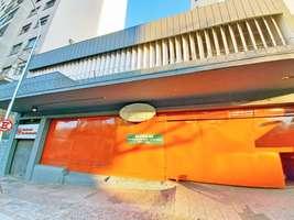 Estacionamento / Galpão na Rua da Consolação - 1000m²