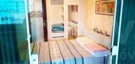 Cobertura, 3 quartos, 1 vaga, a 30 metros da praia, Cabo Frio - RJ