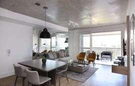 Apartamento com 1 suíte na Cidade Monções - 70m²