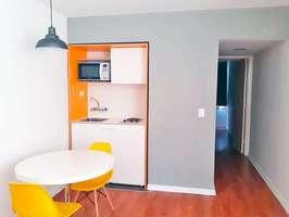 Apartamento com 1 dormitório e Garagem na Consolação - Próximo ao Mackenzie