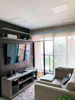 Apartamento de 01 dormitório em Pinheiros - 40m²