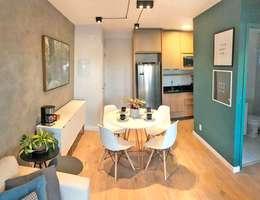 Apartamento com 2 dormitórios mobiliado em Jardim Paulistano - 55m²