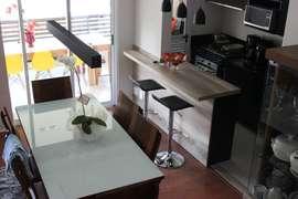 La Villete Lindíssima Cobertura Duplex Mobiliada 145m2 com 4 Quartos e 2 vagas em Nogueira RJ