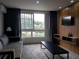 Granja Brasil Itaipava RJ. Excelente Apartamento 2 Suítes 1 vaga Todo Mobiliado.